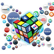 social media for mobile app marketing